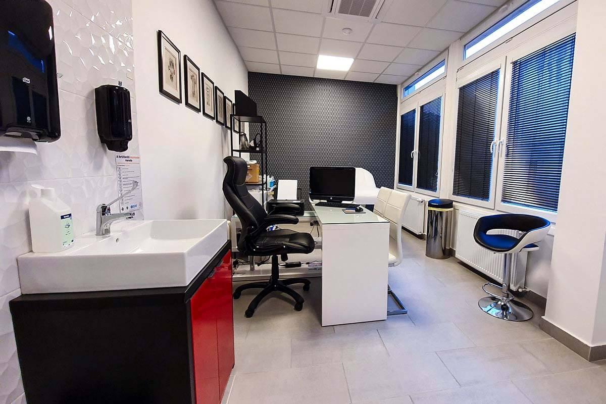Orvosi szoba 1