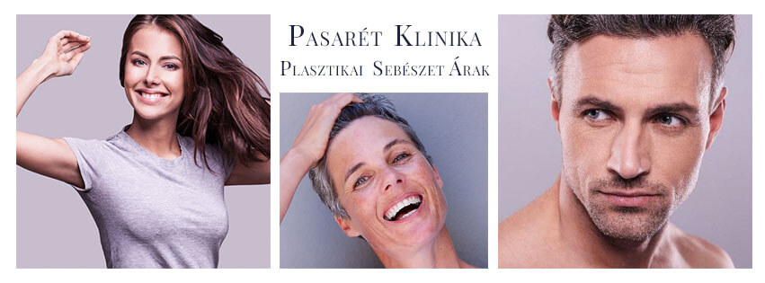 Plasztikai sebészet árak - Pasarét Klinika